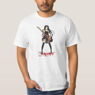 Roche d'Anime dure T-shirts