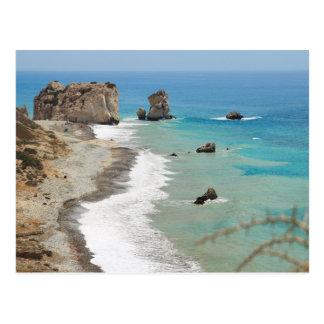 Roche d'Aphrodite, Chypre Cartes Postales