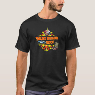 Roche de baby boomers t-shirt