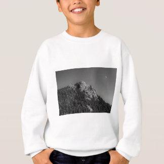 Roche de croissant de lune et de Buffalo Sweatshirt