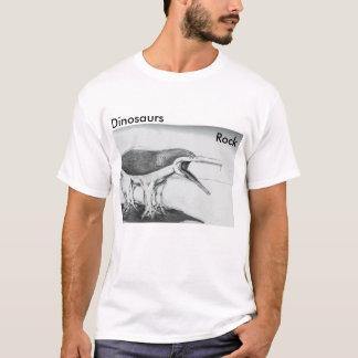 Roche de dinosaures t-shirt