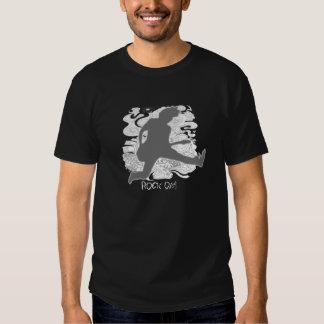 Roche dessus ! t-shirts
