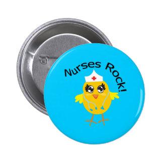 Roche d'infirmières badges
