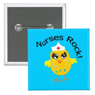 Roche d'infirmières pin's