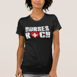 roche d'infirmières t-shirts