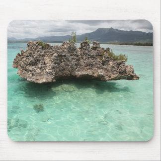 Roche en cristal, Îles Maurice Tapis De Souris