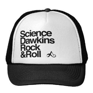Roche et petit pain de dawkins de la Science Casquette Trucker