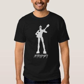 roche--garçon ! : logo t-shirt