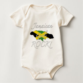 Roche jamaïcaine de filles ! body
