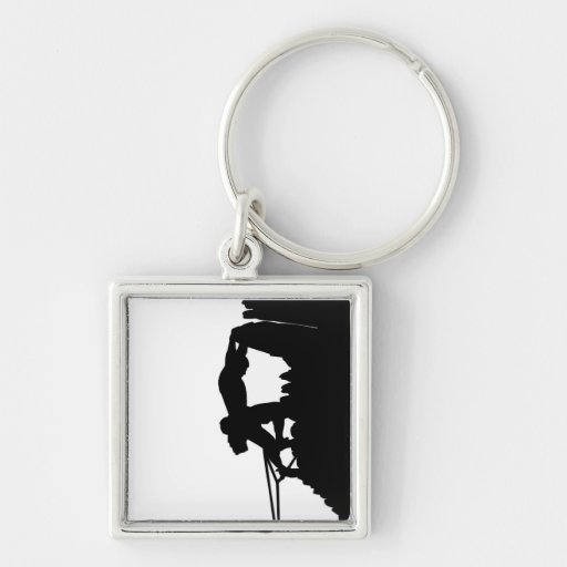 roche montant keychain porte clef zazzle. Black Bedroom Furniture Sets. Home Design Ideas