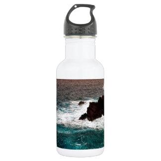 Roche noire Coast.jpg de l'eau