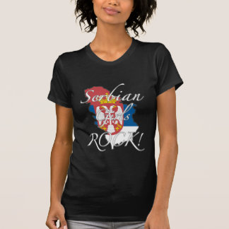 Roche serbe de filles ! t-shirt