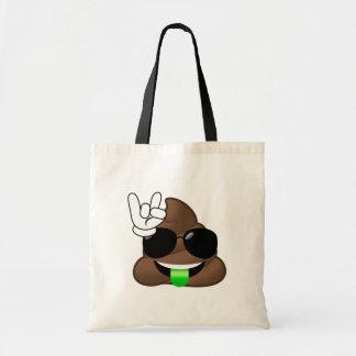 Roche sur la dunette d'Emoji Tote Bag