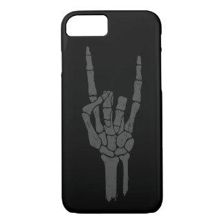 Roche sur le cas de téléphone coque iPhone 7