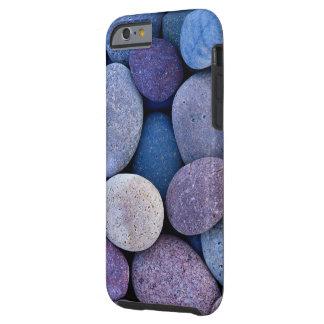 Roches bleues en pierre coque tough iPhone 6