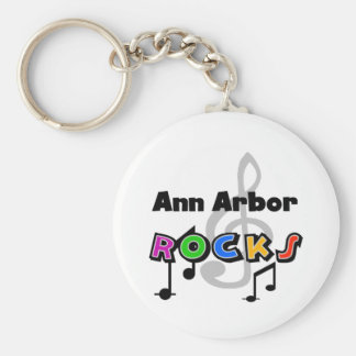 Roches d'Ann Arbor Porte-clefs
