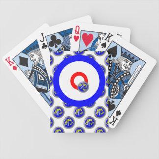 Roches de bordage jeux de cartes