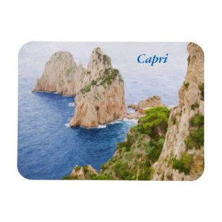 Roches de Capri Faraglioni Magnets