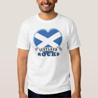 Roches de l'Ecosse T-shirt