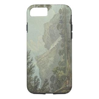 Roches de Lodore - chute et distance de cottage Coque iPhone 7