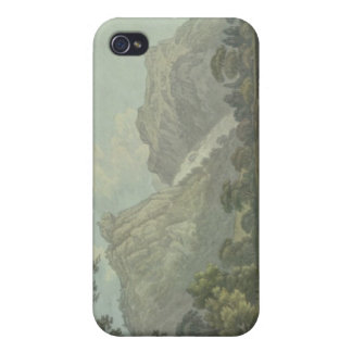 Roches de Lodore - chute et distance de cottage Étui iPhone 4/4S