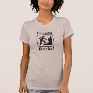 Roches d'escalade ! - T-shirt de randonneur