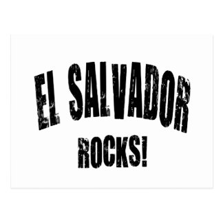 Roches du Salvador ! Carte Postale