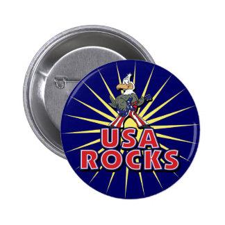 Roches Eagle des Etats-Unis Badge