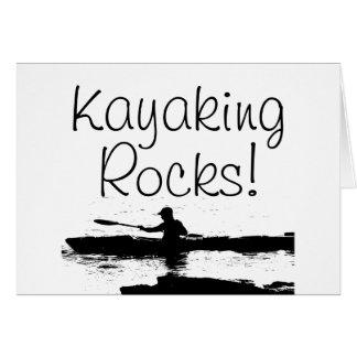 Roches Kayaking ! Carte