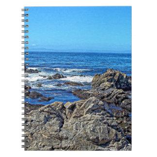 Roches sur le beach01 carnet