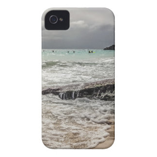 Roches sur le beach02 coque Case-Mate iPhone 4