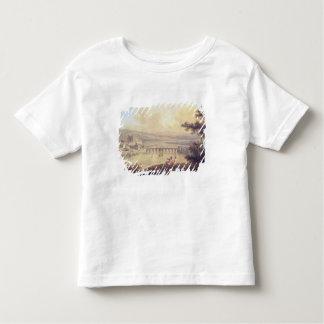 Rochester, 1799 (huile sur la toile) t-shirt pour les tous petits