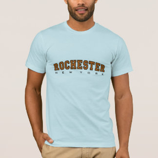 Rochester, New York - litres T-shirt