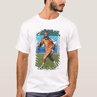 ROCHESTER, NY - 18 JUIN :  Ned Crotty #2 3 T-shirt