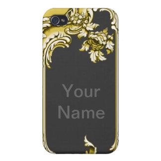 Rococos 2 étuis iPhone 4