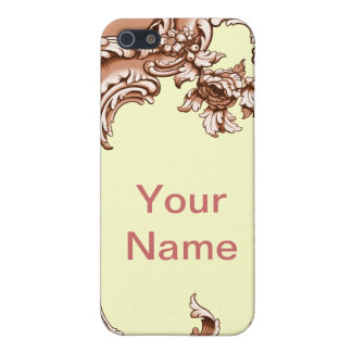 Rococos 3 étuis iPhone 5