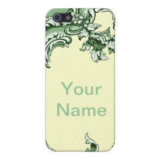Rococos 4 coques iPhone 5