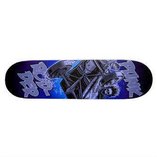 Rodder punk skateboard old school 18,1 cm