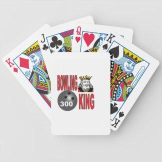 roi 300 de bowling ouais jeu de cartes
