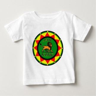 Roi de Jah T-shirt Pour Bébé