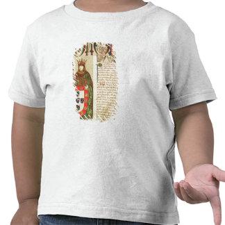 Roi de John II du Portugal T-shirt