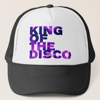 Roi de la disco casquette