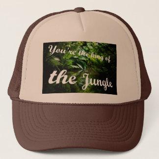 Roi de la jungle casquette