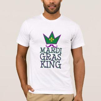Roi de mardi gras t-shirt