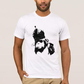Roi de singe de graffiti t-shirt