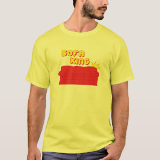 Roi de sofa t-shirt