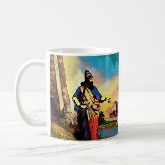 Roi de tasse d'Assyria