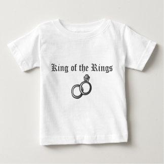 Roi des anneaux t-shirt pour bébé