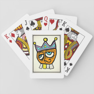 Roi des cartes cartes à jouer