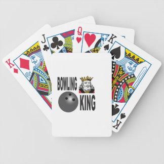 roi du bowling jeu de cartes